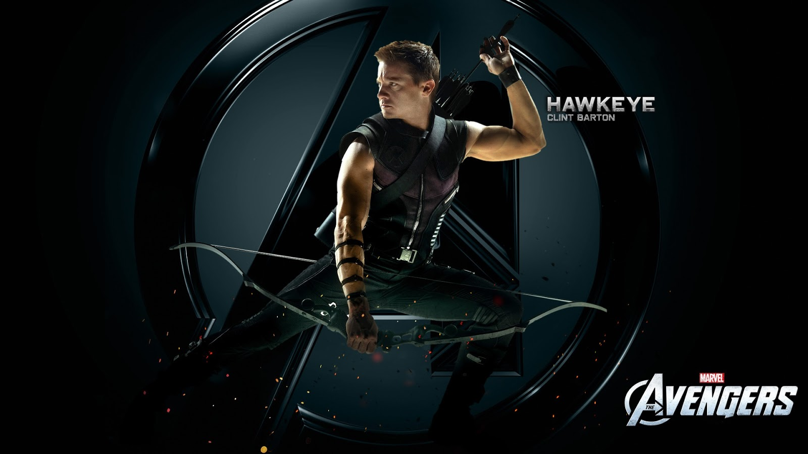 Hawkeye Clint Barton Avengers Wallpaper