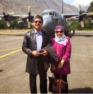 Isteri Duta Malaysia Ke Pakistan Antara Mangsa Nahas Helikopter