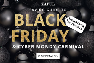 Zaful Black Friday and Cyber Monday