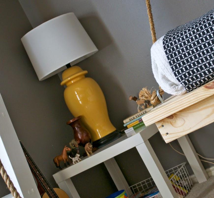Dormitorio compartido con literas handmade5