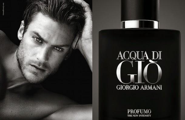 Acqua de Giò Profumo novo lançamento da Giorgio Armani