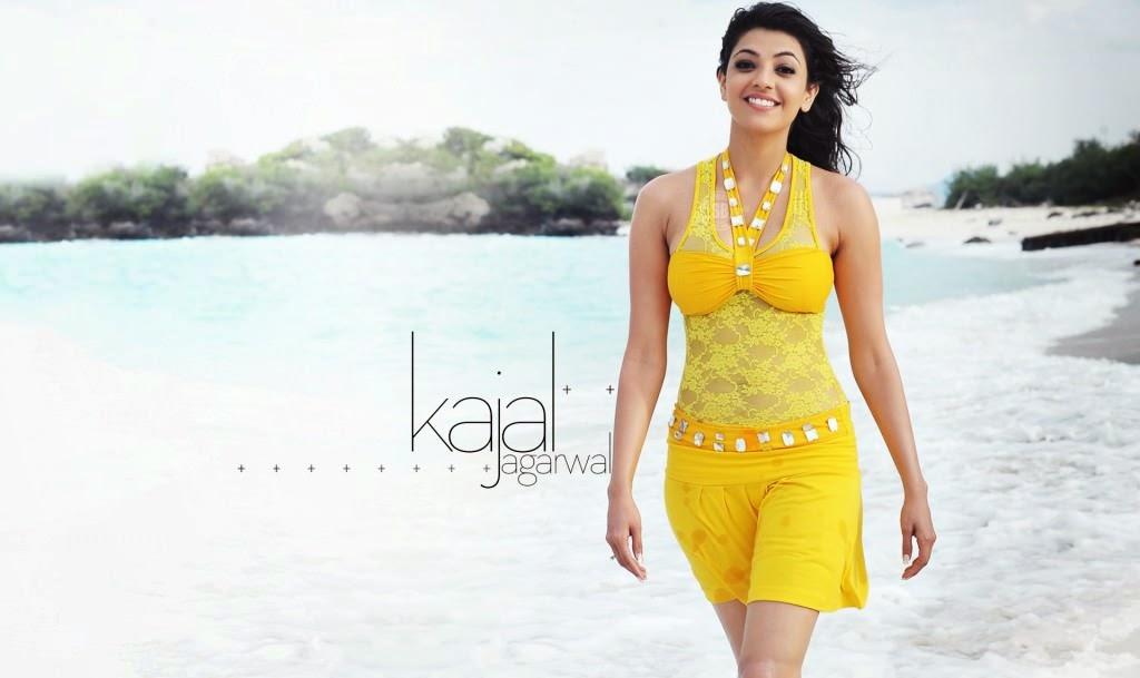 Kalaj Agarwal hot boobs picture