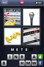 Come Play My 4 Pics One Word Game!