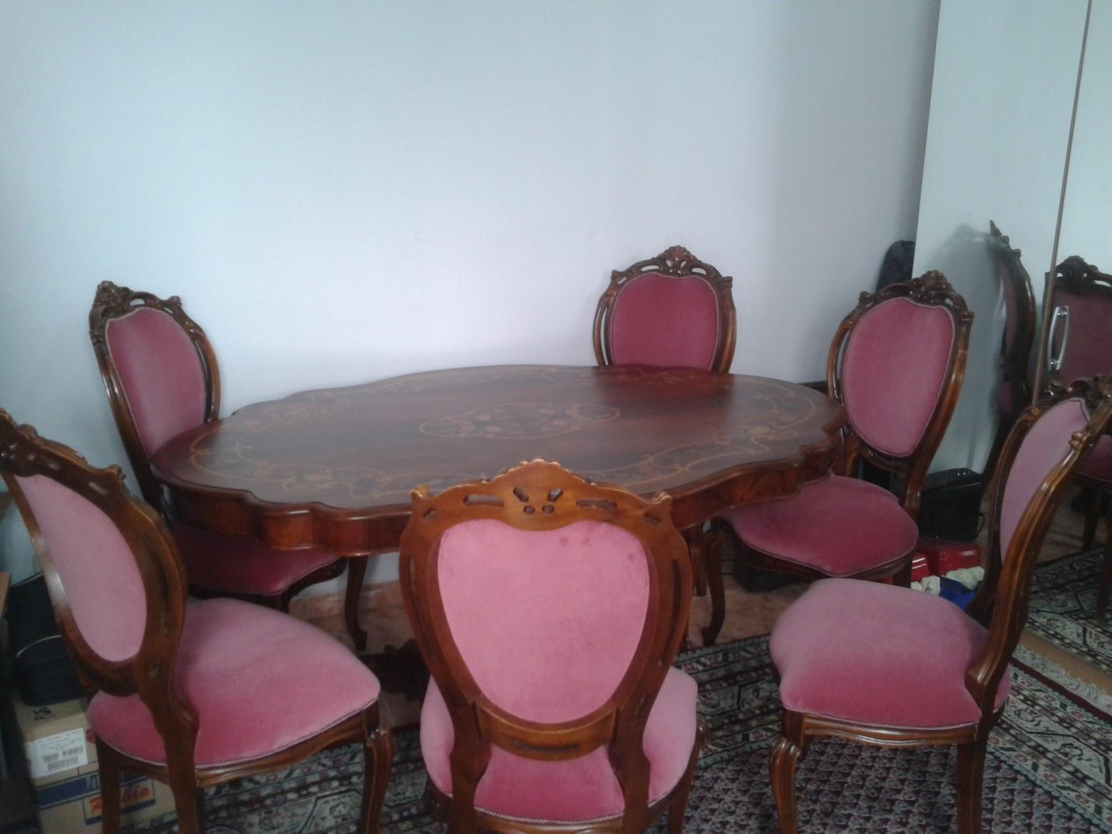 Restauracion muebles compra venta de muebles antiguos for Muebles de comedor antiguos