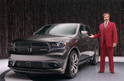 2016 Dodge Durango Diesel and SRT8 Redesign