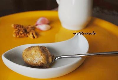 Salsa di noci ricetta della tradizione ligure