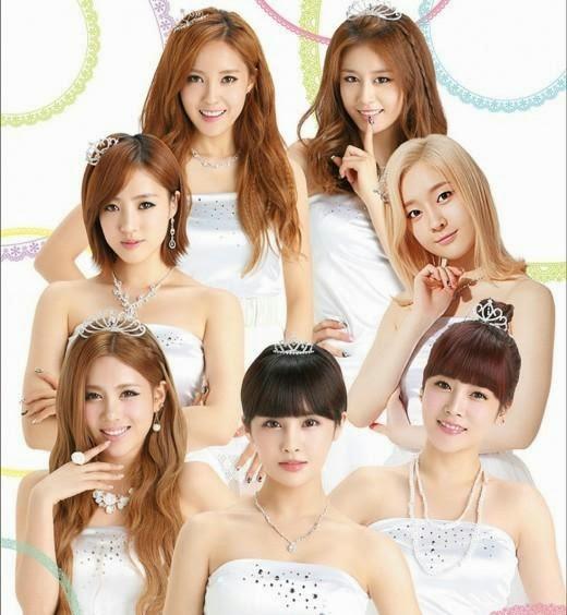 t ara to release 3rd japanese album gossip girls in may