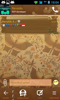 BBM MOD Batik version 2.6.0.30 Apk Terbaru