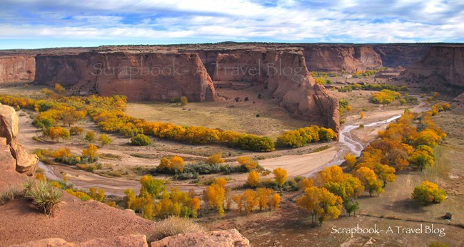 Tsegi Point at Canyon de Chelly