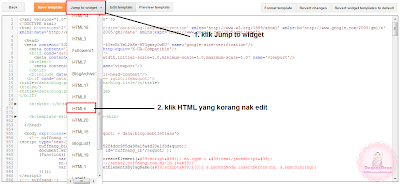 Tutorial : Edit HTML Dengan Mudah