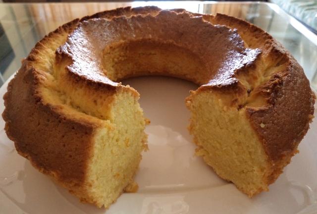 David Leite's Orange Olive Oil cake | Cooking Escapades