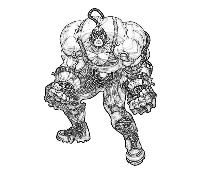 batman arkham city bane ability how coloring bone coloring pages lego batman bane coloring pages