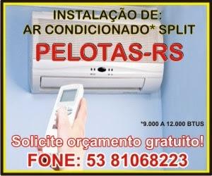 Instalação de Ar Condicionado e Split