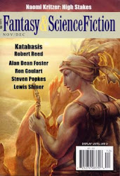 The Magazine of Fantasy & Science Fiction, Nov/Dec 2012