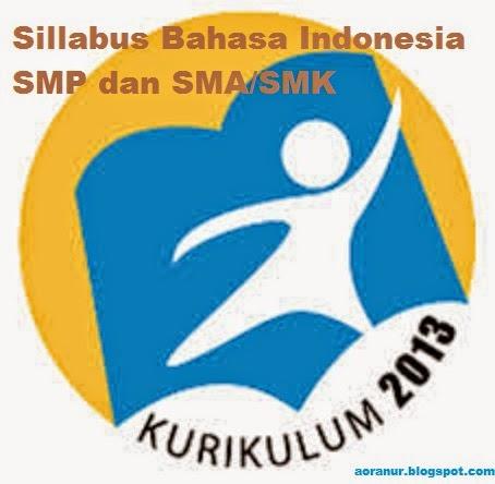 Indonesia SMP dan SMA/SMK Kurikulum 2013 - Berbagi Kurikulum 2013