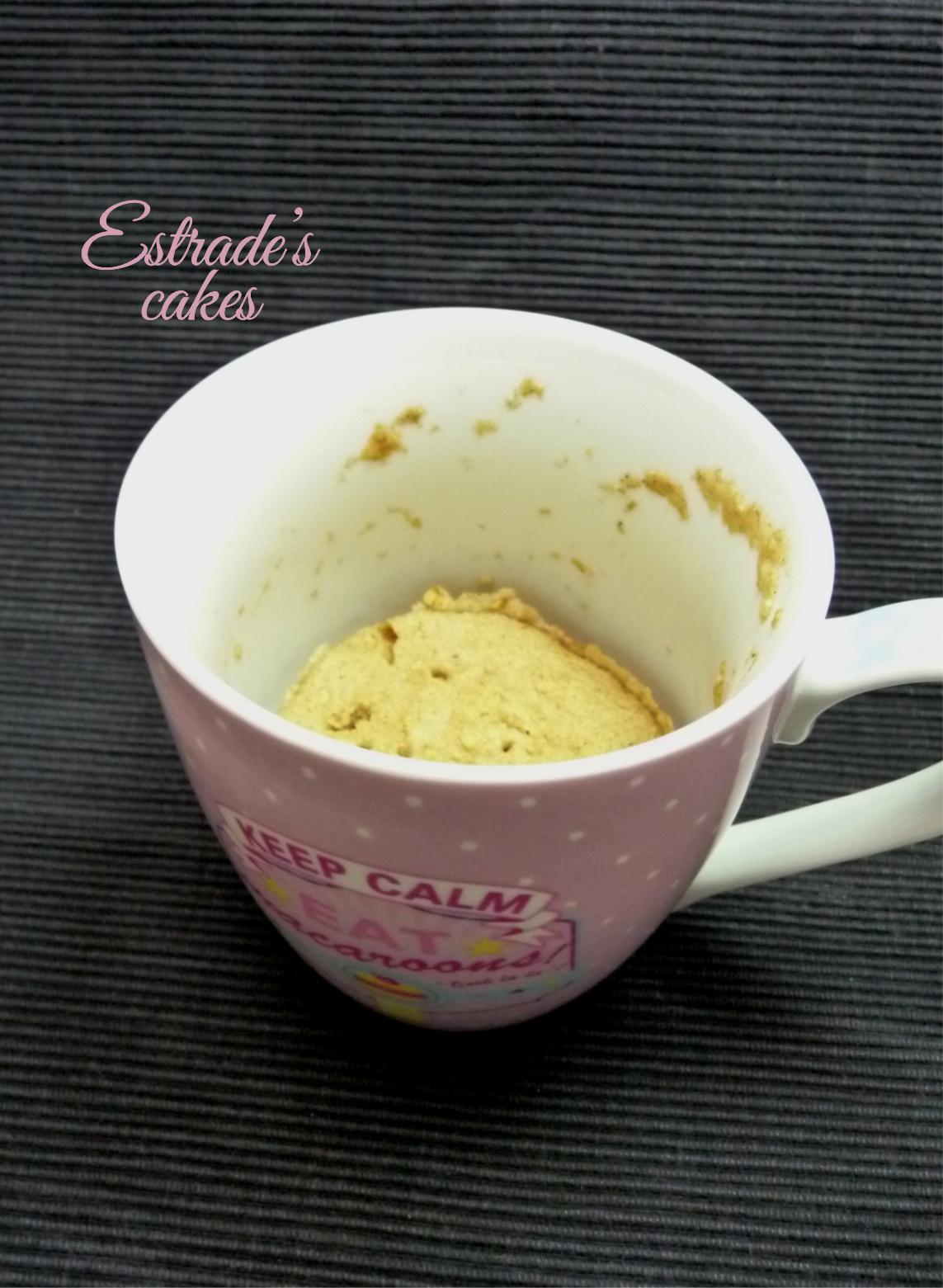 receta de mugcake de manzana y avena-3