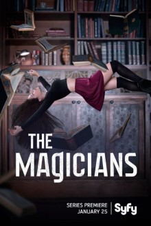 The Magicians – Todas as Temporadas – HD 720p