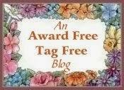 An Award Free Blog!