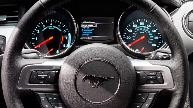 Mustang Militia: 2015 Ford Mustang : My Offical Review