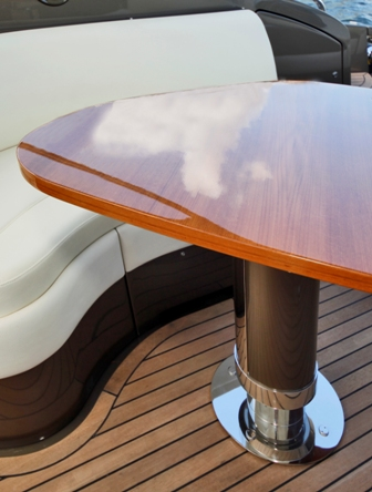 Riva yacht riva yachts rivale 52 39 for Table 52 naples