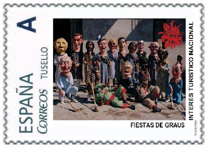 SELLOS FIESTAS DE GRAUS 3