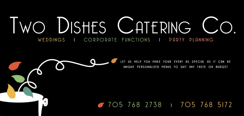 Two Dishes Catering