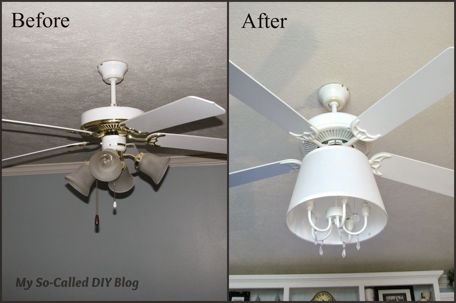 My so called diy blog refab a ceiling fan refab a ceiling fan aloadofball Image collections