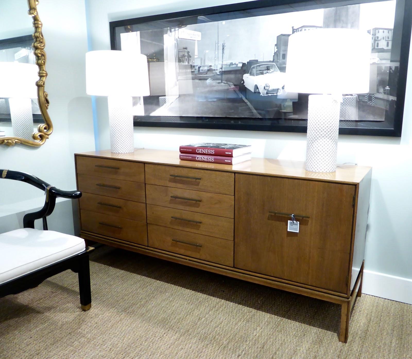 Bert England For Johnson Furniture, Credenza