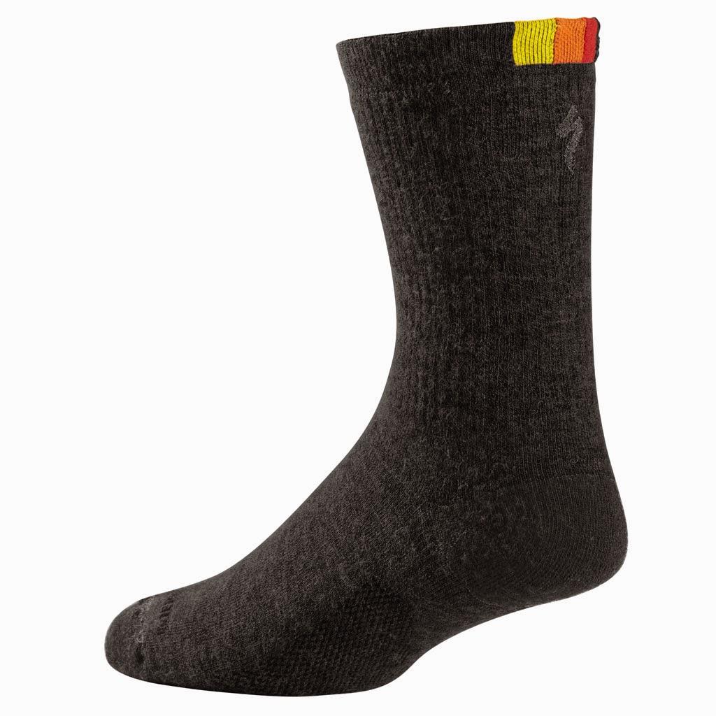 サイクルソックスも間違いないプレゼントに。Winter Wool Sock[photo]