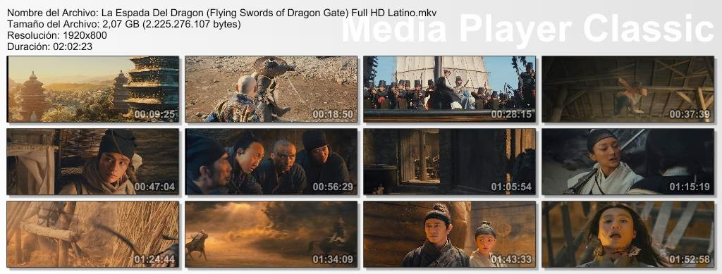 La espada del dragon (Jet Li 2011) BRrip HD Latino