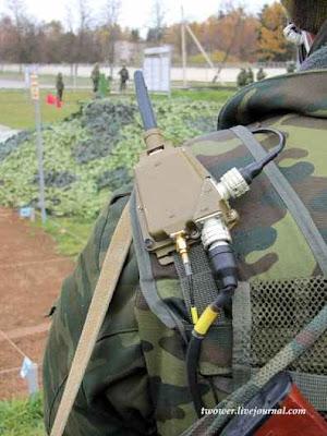 Россиянский универсальный солдат XXI века.