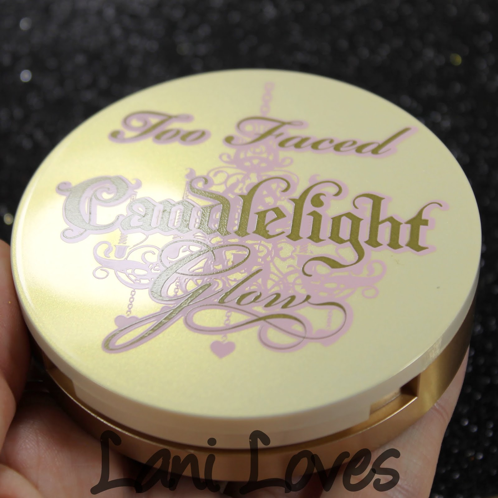 Too Faced Candlelight Glow Swatches & Review