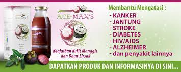 Ace Max's Obat Kanker Payudara