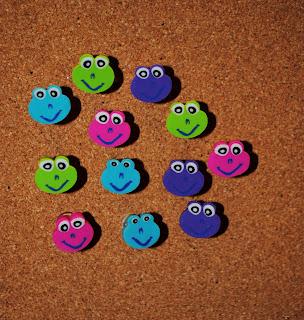 Kawaii Frogs