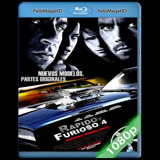 Rapido y Furioso 4 (2009) 1080P HD MKV ESPAÑOL LATINO