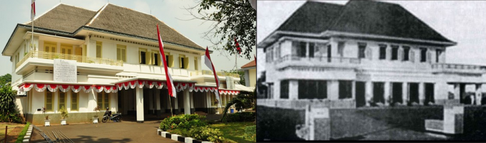 Gedung Penyusunan Naskah Proklamasi Kemerdekaan, Jalan Imam Bonjol No.1 Jakarta