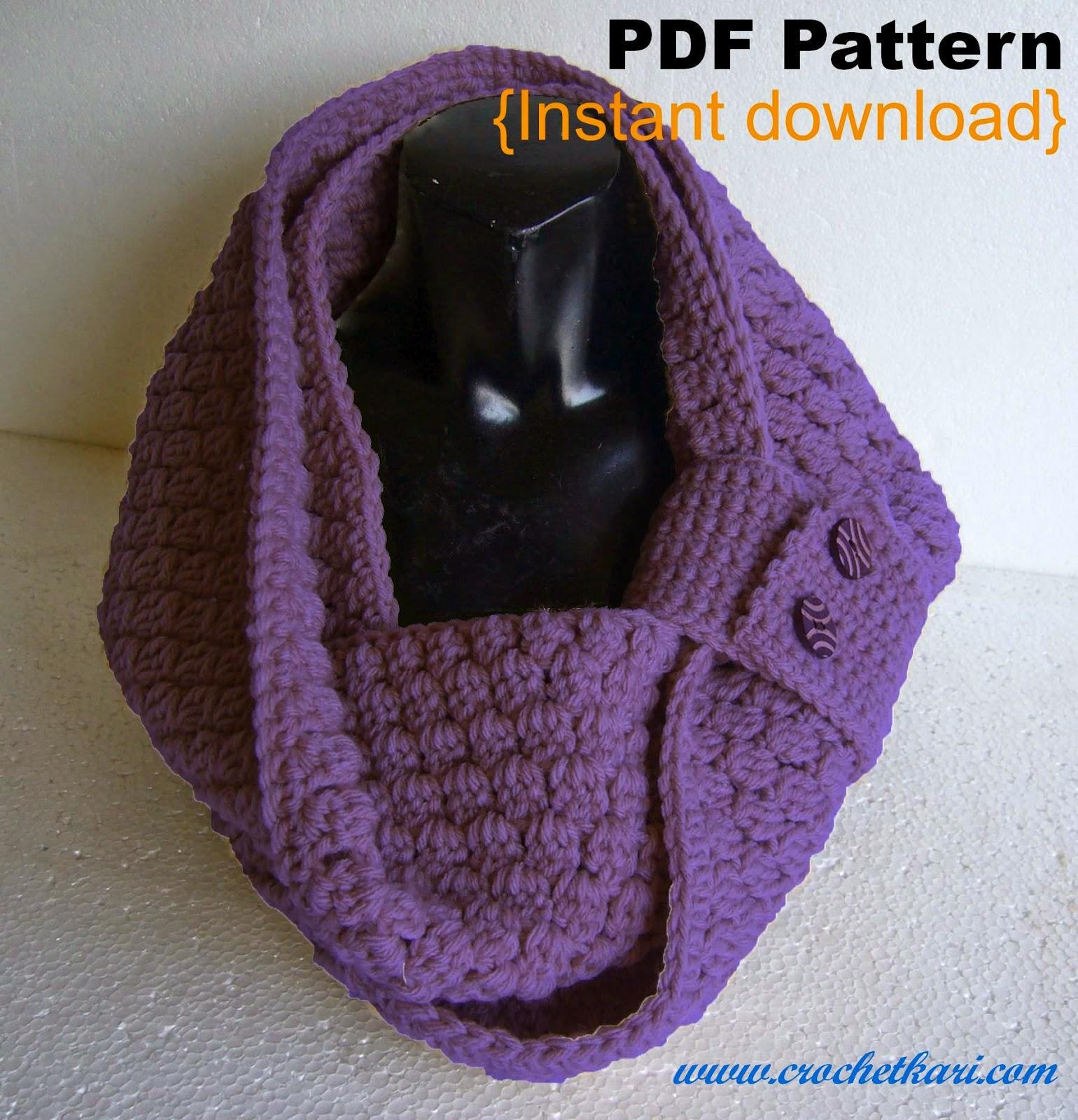 Cowl pattern PDF