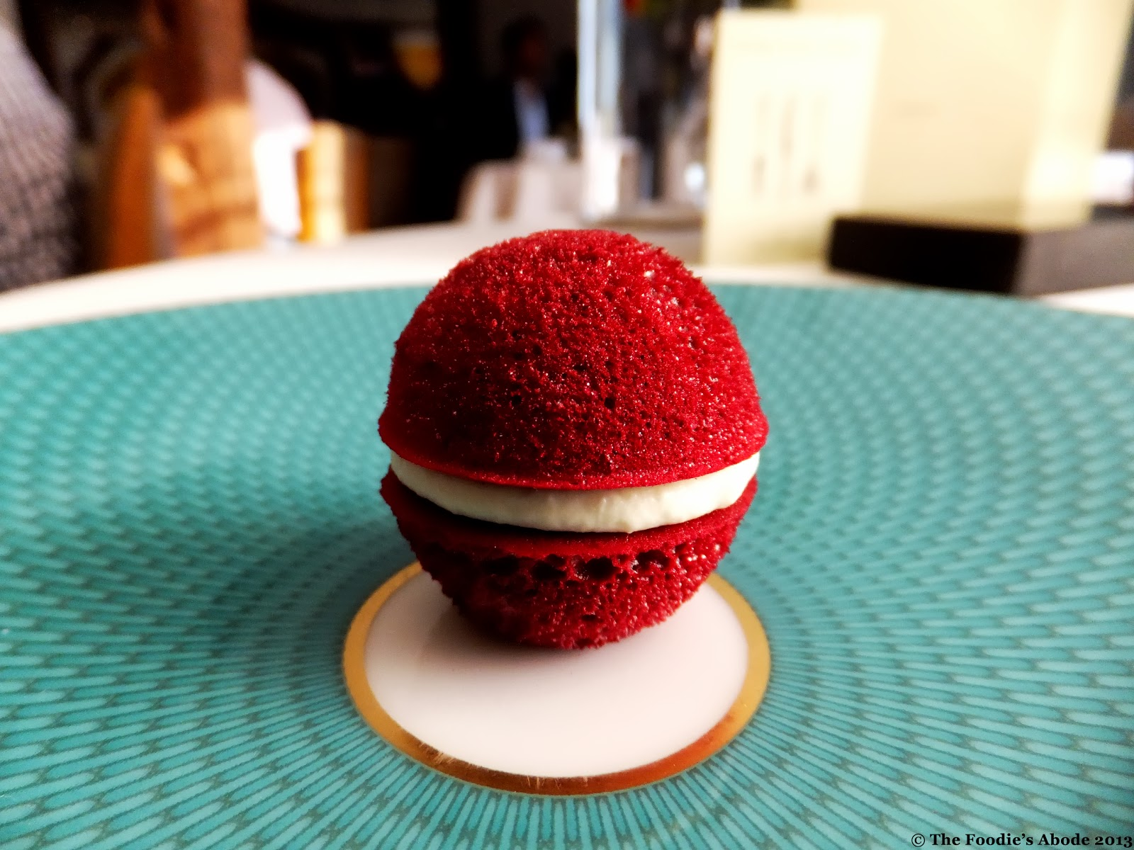 The Foodie\'s Abode: Flights of fantasy at The Fat Duck