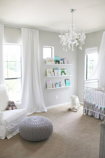 Nursery decoration with personality