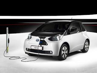 Lebih ramah lingkungan dengan Toyota iQ EV
