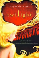 Novel Twilight by Stephenie Meyer