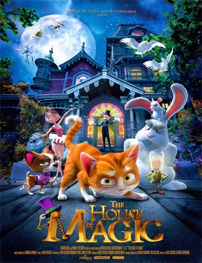 Ver The House of Magic (2013) Online