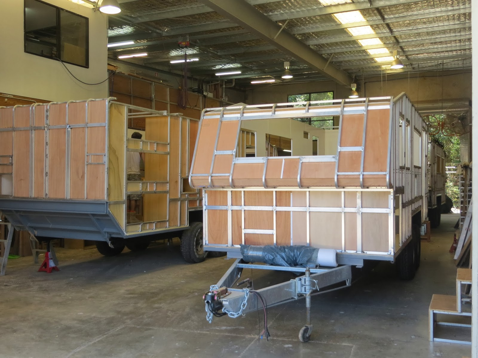 Beds That Are High Off The Floor Part - 32: Each Component Of The Van Is Custom Made According To The Production  Schedule. However, Some Elements Of Design Are Ongoing. For Example, We  Made Some ...