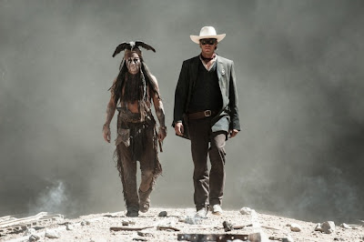 The Lone Ranger Armie Hammer Johnny Depp