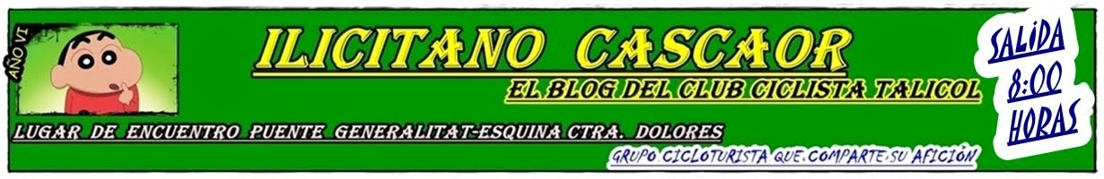 ILICITANO   CASCAOR