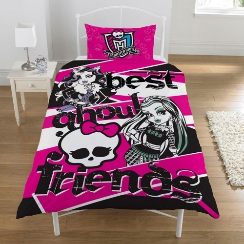Youll Sleep Great With These Monster High Sheets