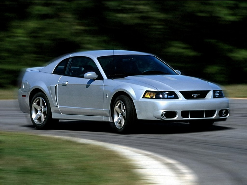 Ford Svt Mustang Cobra Owners Guide 2003