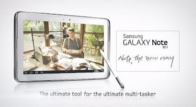 GALAXY Note 10.1 multitasker
