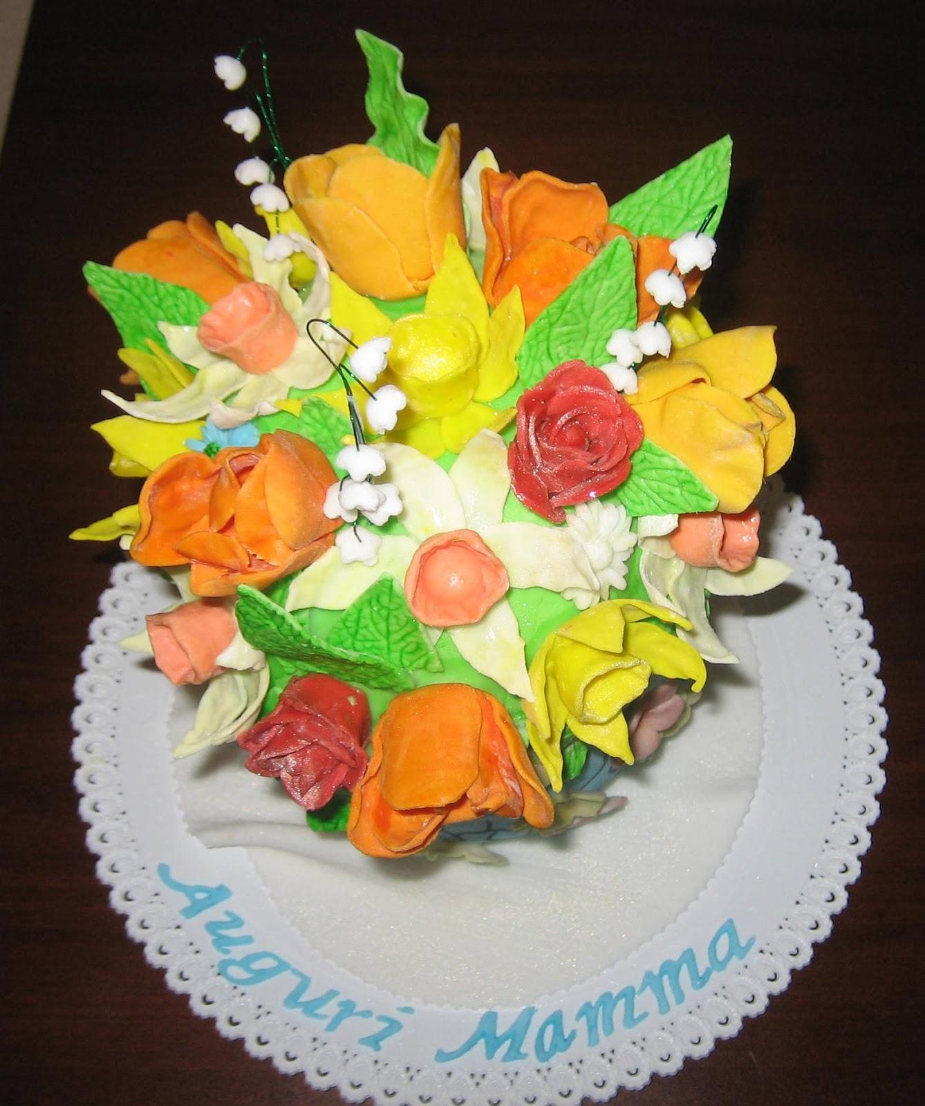 torte e biscotti decorati per bomboniere golose torta