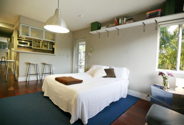 beautiful studio apartment photos